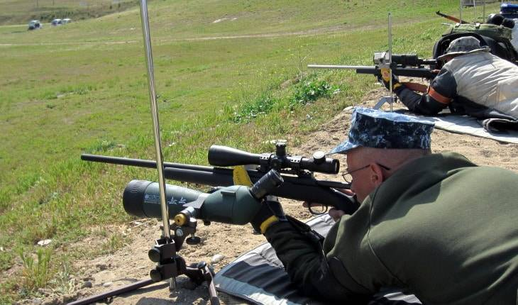 Best Spotting Scopes for Target Shooting