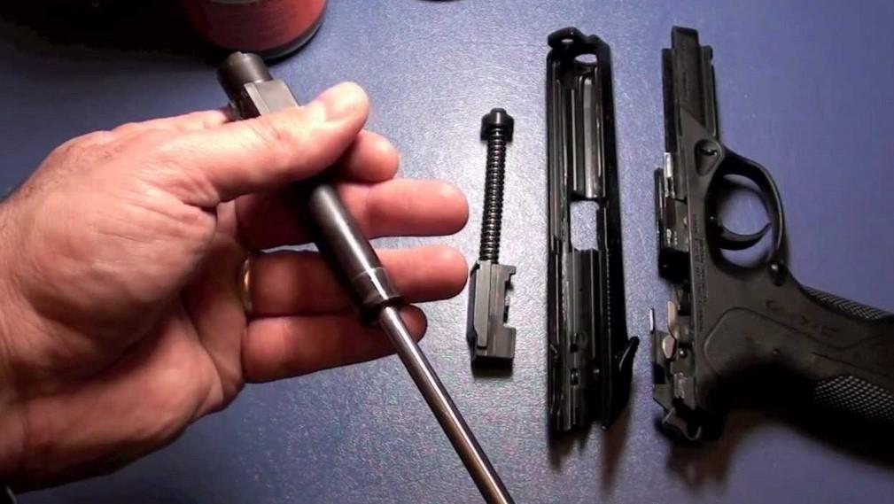 Gun clearing tips