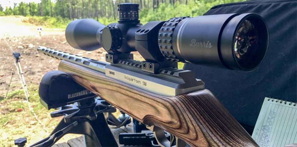 How to perfectly zero your rifle scope