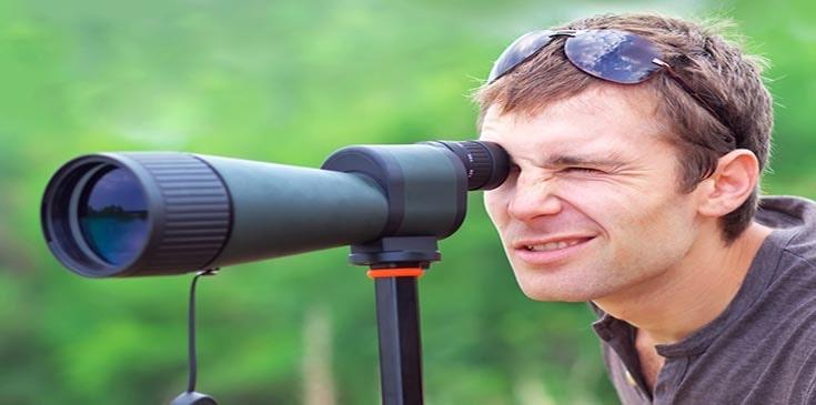best spotting scope under 100