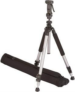 AmazonBasics Pistol Grip Camera Travel Tripod With Bag