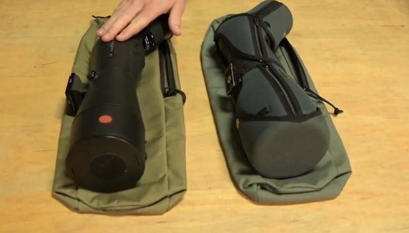 Safest Way To Carry A Spotting Scope