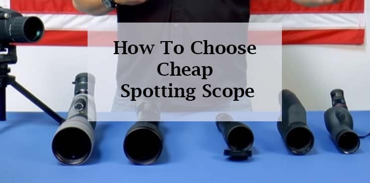 Why A Spotting Scope