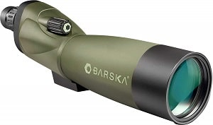 BARSKA Barskahawk Spotting Scope 20-60x 60mm with Tripod