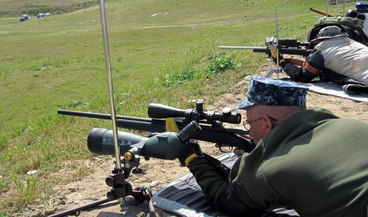 Target Practice Spotting Scopes