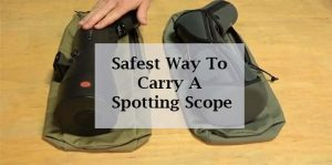 Safety while hunting